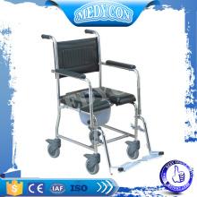 BDWC104 Hospital Commode Wheelchair