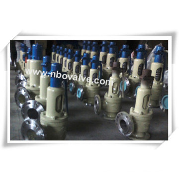 """ANSI 300 # Válvula de segurança de pressão de tamanho grande (A48H-12 """")"""