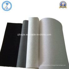Feutre 100% polyester sans aiguille perforé pour doublure en vêtement