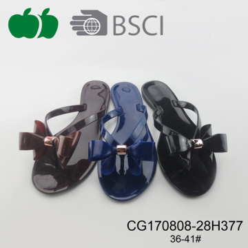 Popular Cheap Summer Jelly Flip Flop