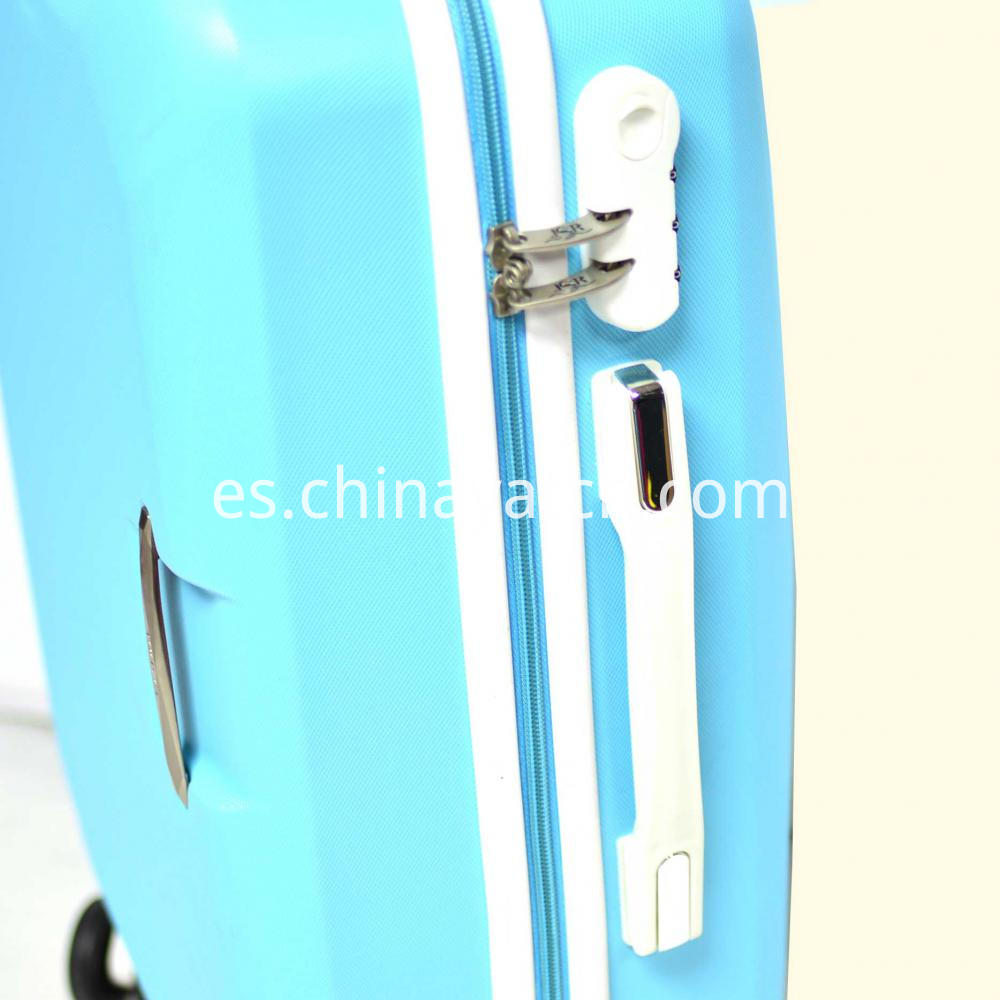 Double Row Wheels ABS Luggage