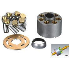 Sauer Hydraulic Concrete Pump Spare Parts Bearing Plate Mpv