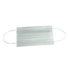 Трехслойная одноразовая медицинская маска для лица