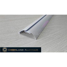 Trilho inferior de alumínio para cortinas de Shangri-La Vendas populares