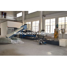 Waste Plastic Recycling Granlator Machine