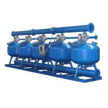 Tanque de filtro de arena múltiple para ósmosis inversa