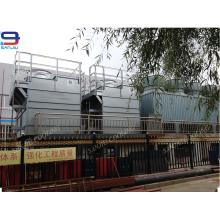 Não Rodada Máquina De Resfriamento De Água Anti-Corrosão Centrais Elétricas Fechado Loop Torre de Resfriamento