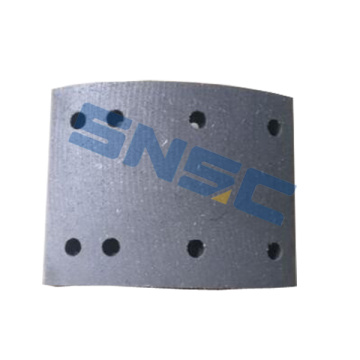 FAW aowei truck spare parts brake Lining 3501407-Q805A Brake pads