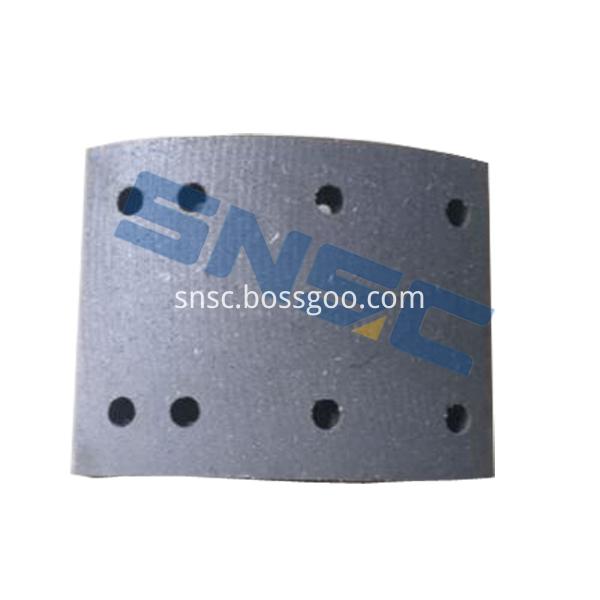 Brake Lining 3501407 Q805a Or 3501408 Q805a