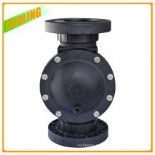Válvula de dos vías de la venta caliente del precio de fábrica del control de flujo de la presión de agua
