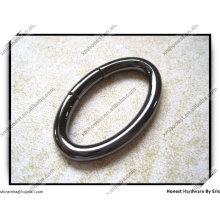 Anel de porta oval