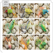 High Quality Soft Frog Fishing Lure
