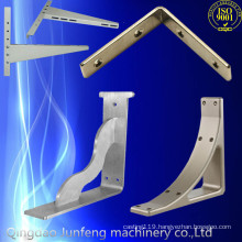 20 years experience precision custom u shaped metal brackets, metal wall brackets