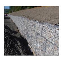 Boa qualidade Gabion Box Factory / Hexagonal Wire Netting / Stone Cage