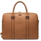 Men's Top Quality Cowhide Leather Laptop Handbag (26113-762)