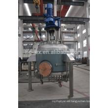 LFGG-cilindro-cono multifuncional máquina de reacción, filtración y secado de la máquina de alimentos