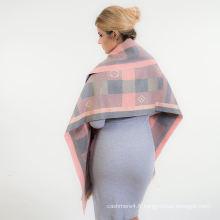 2017 vente chaude promotionnel nouveau design en gros écharpe en coton