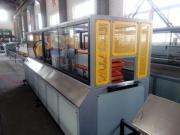 Automatic Wood Plastic Composite Production Line With High