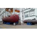 50, 000L carbone pression intermédiaire en acier 18bar chimique ballon tampon pour l'ammoniac, chlore, gaz réfrigérant