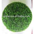 Boule décorative imitative d'herbe pour la décoration de jardin