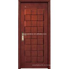 Puertas de madera maciza china
