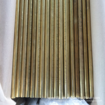 Fornecedor China Copper Alloy Tubing