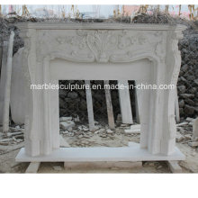 Factory Marble Fireplace Price (SY-MF216)
