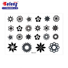 Solong Tattoo Special Design Shape Temporary Tattoo Paper