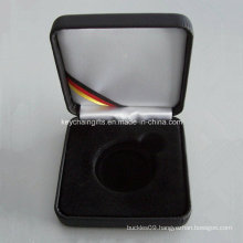 Promotion Gifts Germany Display Leather Velvet Coin Box