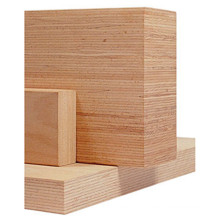 more uniform  LVL plywood for wooden houses native to China