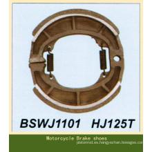 Frenos de tambor para zapata de freno de motocicleta