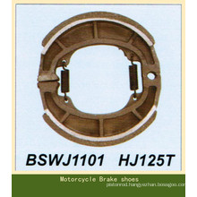 Suzuki motorcycle brake shoe for HJ125T