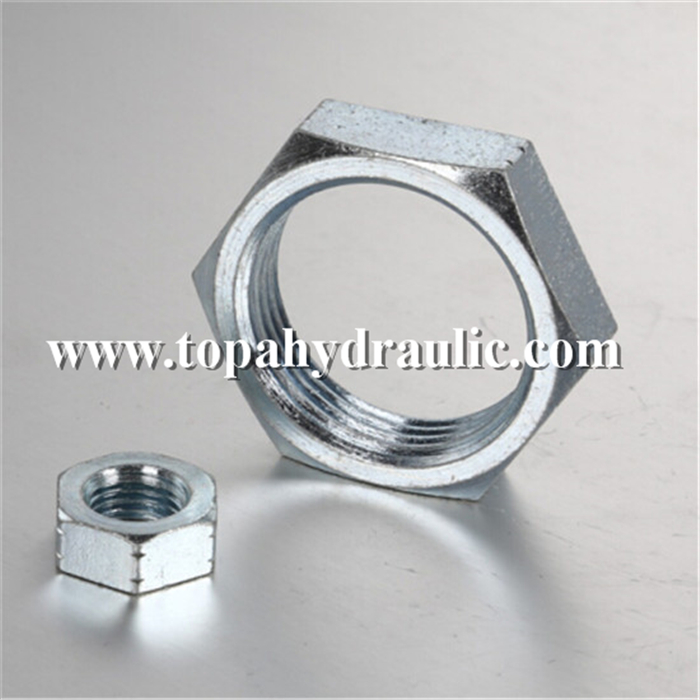 8C 8D hydraulic hose fittings and adapters