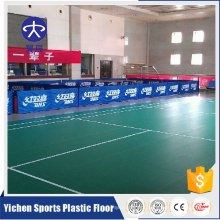 Top Sell PVC Plastic Badminton Court Flooring