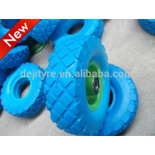 PU wheelbarrow wheel air wheel/ solid wheel