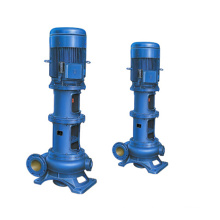Vertical Non-Clog Sewage Pump with Easy Installation