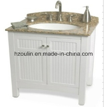 Granite Top Bathroom Vanity (BA-1139)