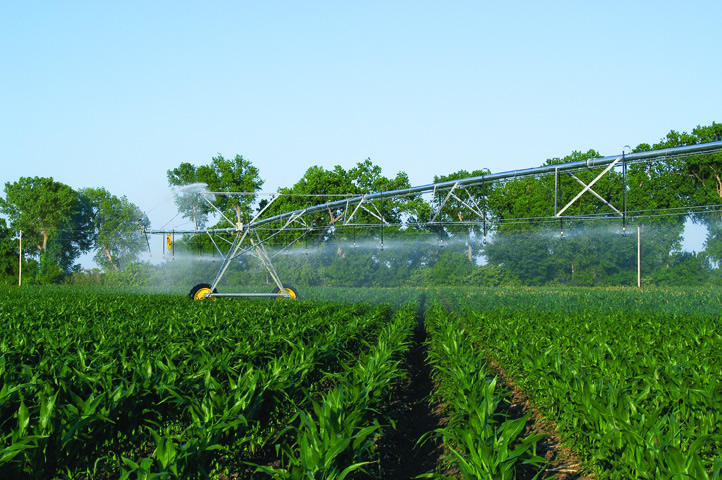 The High performing Center Pivot Irrigation system