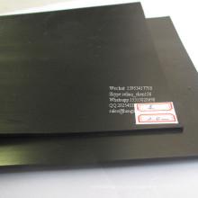 Alise la guarnición de la geomembrana del HDPE de la impermeabilización de 1.0mm para el trazador de líneas del lago