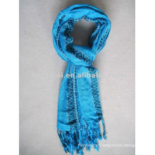 Fashion men's wholesale polyester scarf