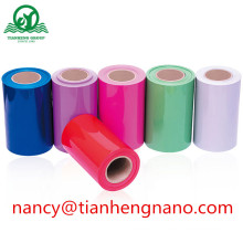 Colorful PVC Rigid Film for Pharma Packing