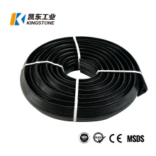 Good Quality 1 Channel Electriduct Traffic Wire Speed Bumps Rubber Cable Protector