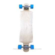 high quality stiff blank complete longboard for freeride and downhill