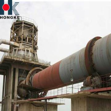 Bauxite Rotary Kiln With Large Capacity