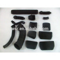 new coming auto rubber hose and rubber parts with ISO9001 & TS16949