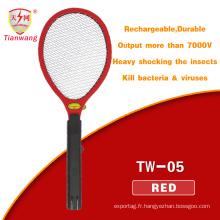 Batte de tueur de moustique rechargeable d'OEM pour l'appareil ménager (TW-05)