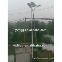 2015 Best selling High quality Best Price with HDG and Powder coated /OEM Customized solar hybrid Street Lamp pole