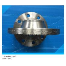 P265gh Acier au carbone en acier soudé Neck En1092-1 Type11 Flange