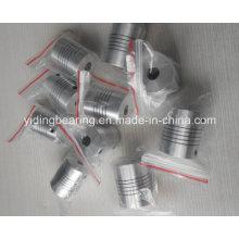 Acoplamiento flexible Acoplamientos de acoplamiento / eje 5 Mm * 8mm * 25 Mm