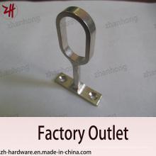 Accessoires de quincaillerie pour accessoires de tuyaux Support de tube et tube (ZH-8023)